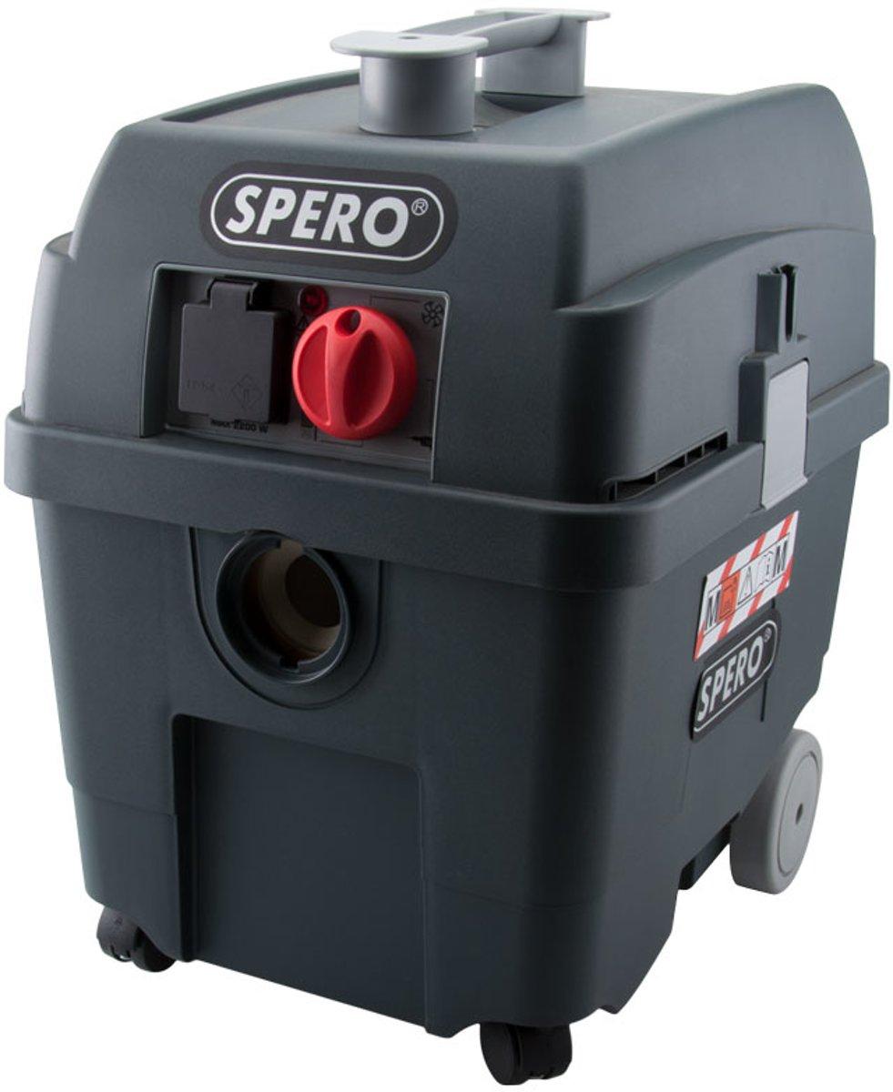 SPERO gereedschapszuiger 1400Watt - 25 liter - M-klasse + Stangenset kopen