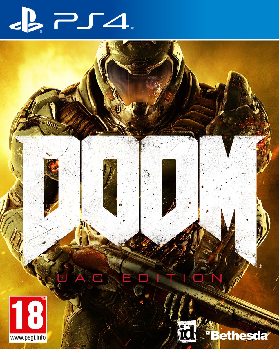 Doom - Day One Edition PlayStation 4
