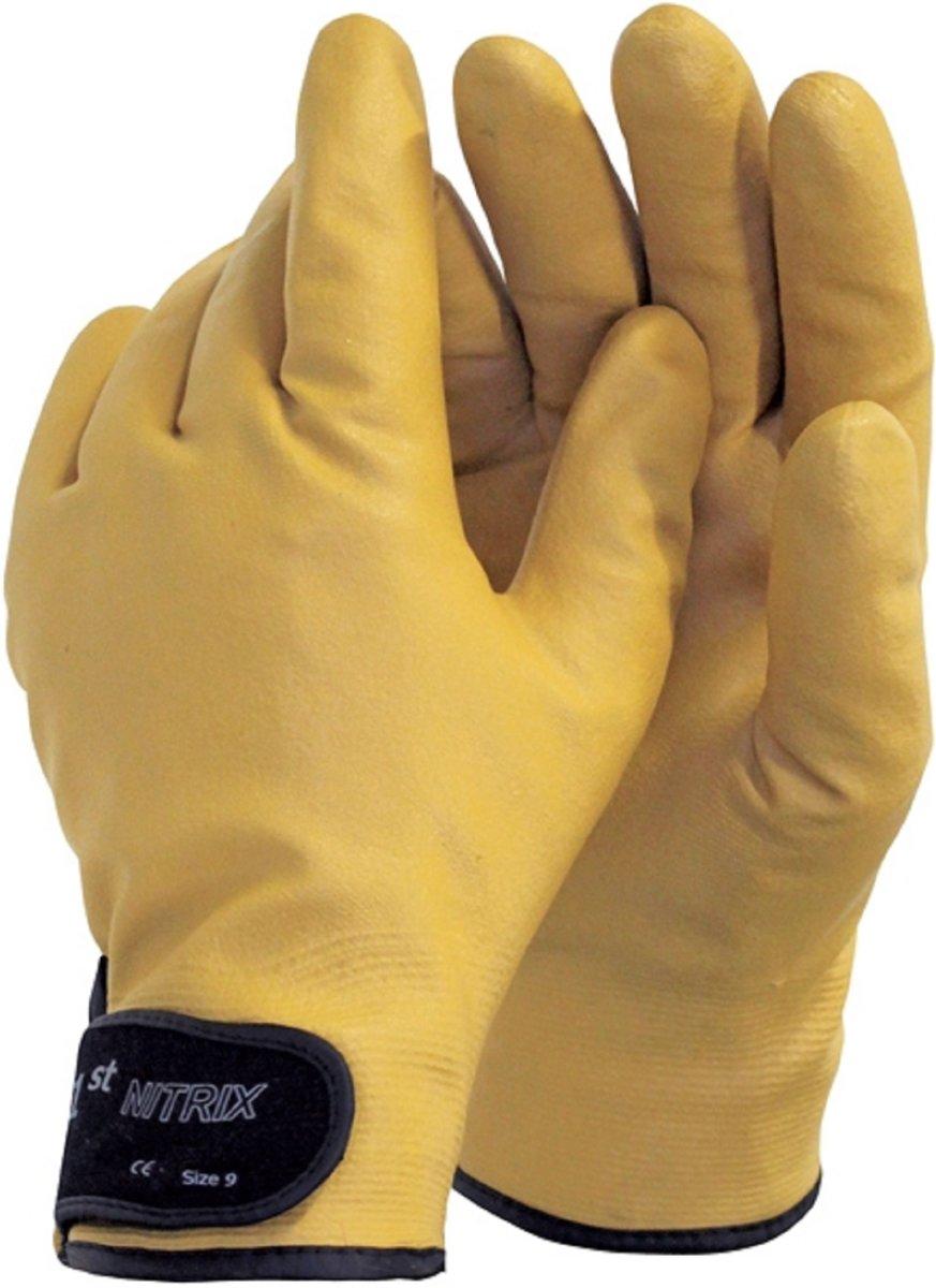 Werk handschoen Nitrix gevoerd XL kopen