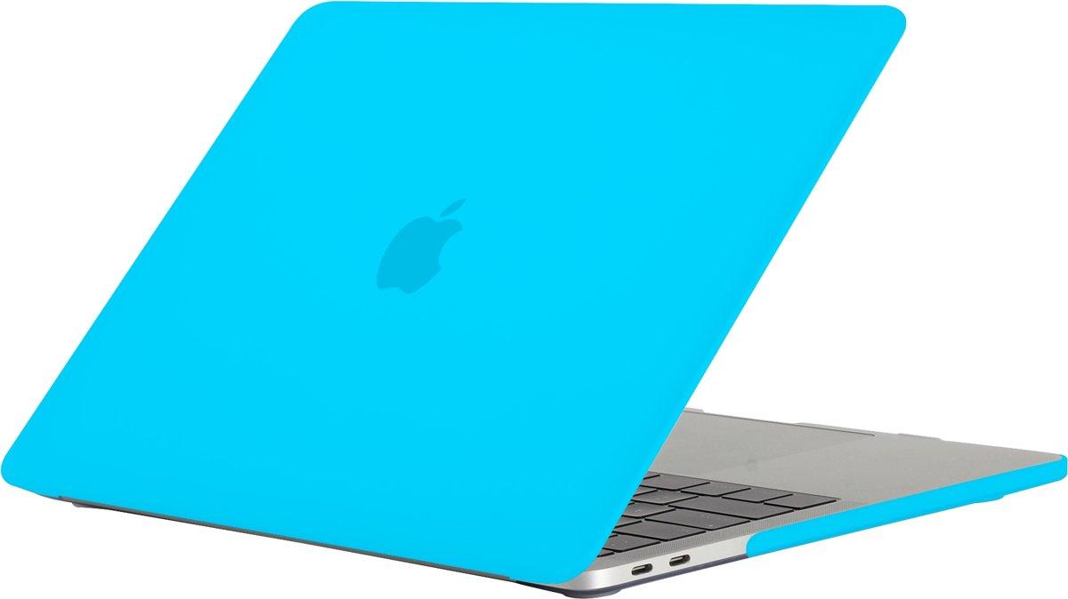 GECKO Clip On Beschermhoes MacBook Pro 13 Inch - Blauw kopen