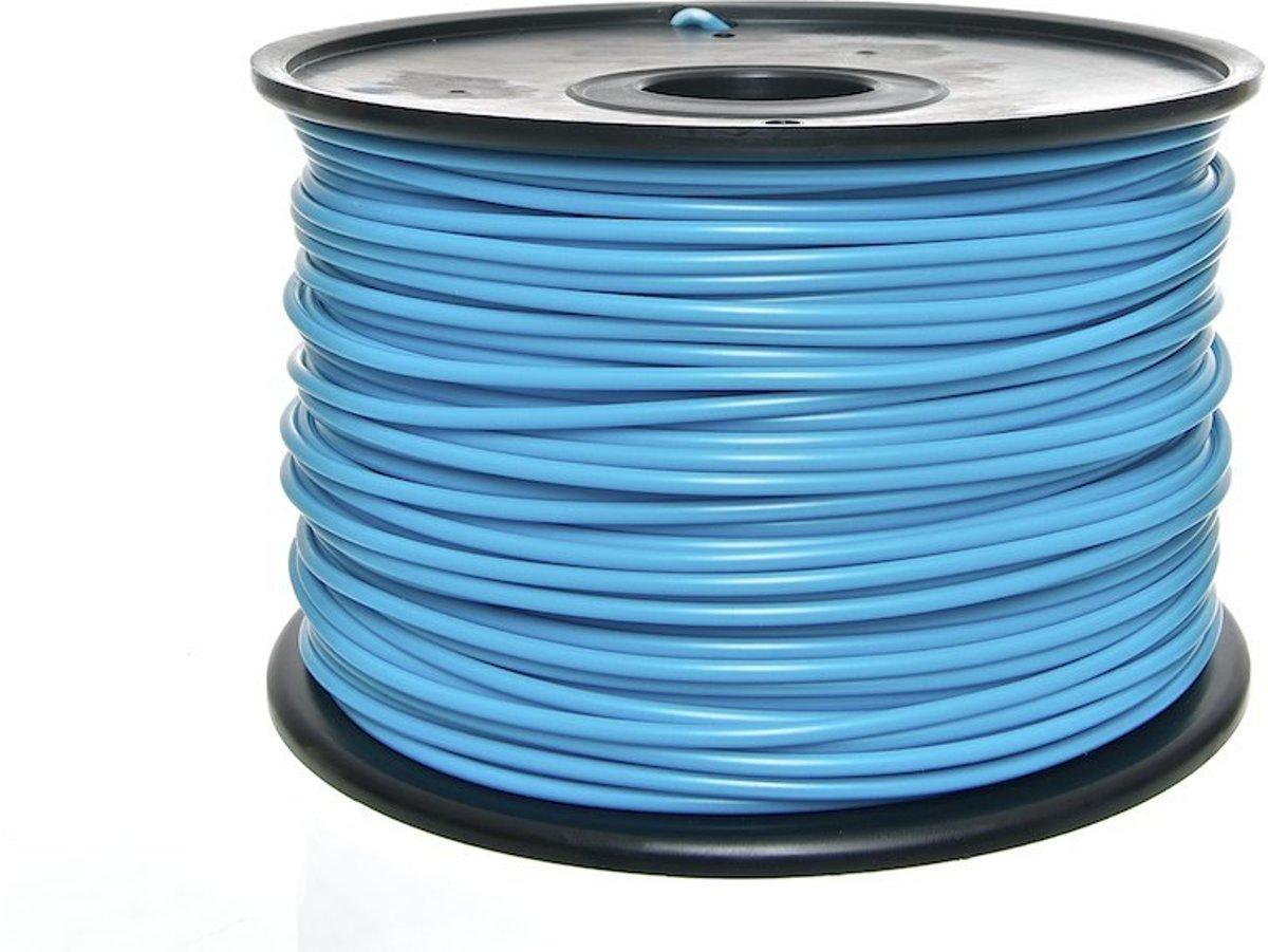 Clp 3D-Filamenten - ABS (1 kg) - cyaan 3 mm