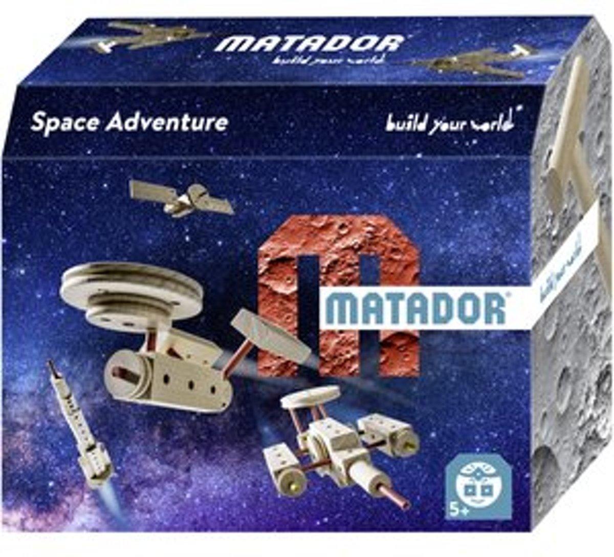 Matador Explorer 5+ Ruimteschepen Bouwdoos