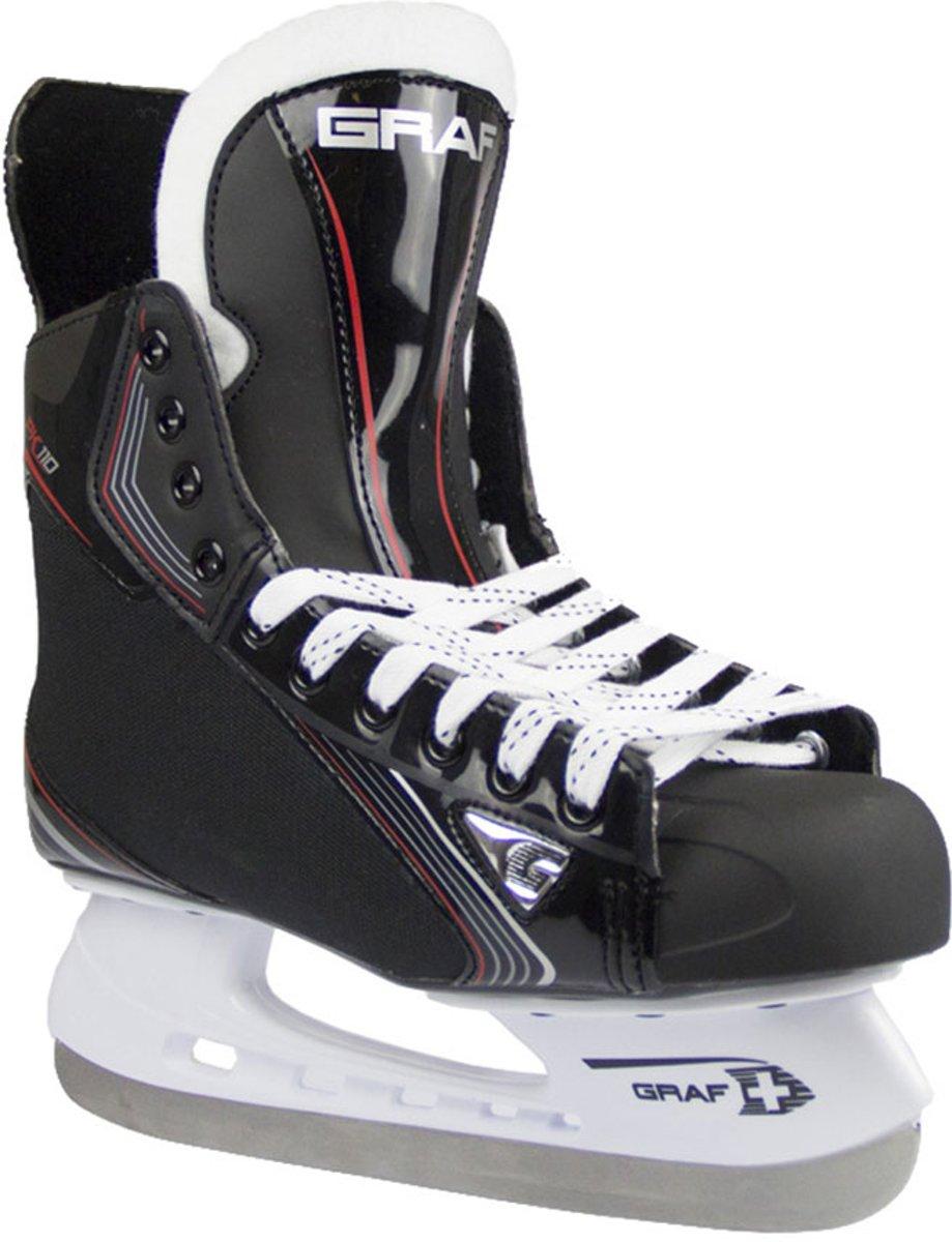 Graf Ijshockeyschaatsen PK110 Unisex Maat 45