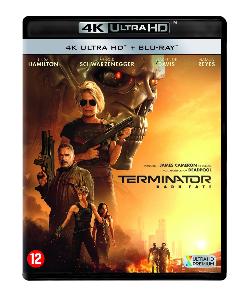 Terminator: Dark Fate (Ultra HD Blu-ray)-