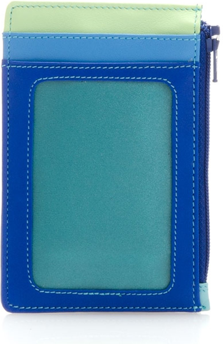 767197097ee bol.com | Mywalit Credit Card Holder Coin Purse Pasjeshouder Seascape  MYW-1206-92-N