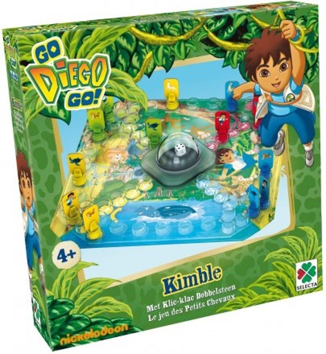 Diego Kimble - Kinderspel