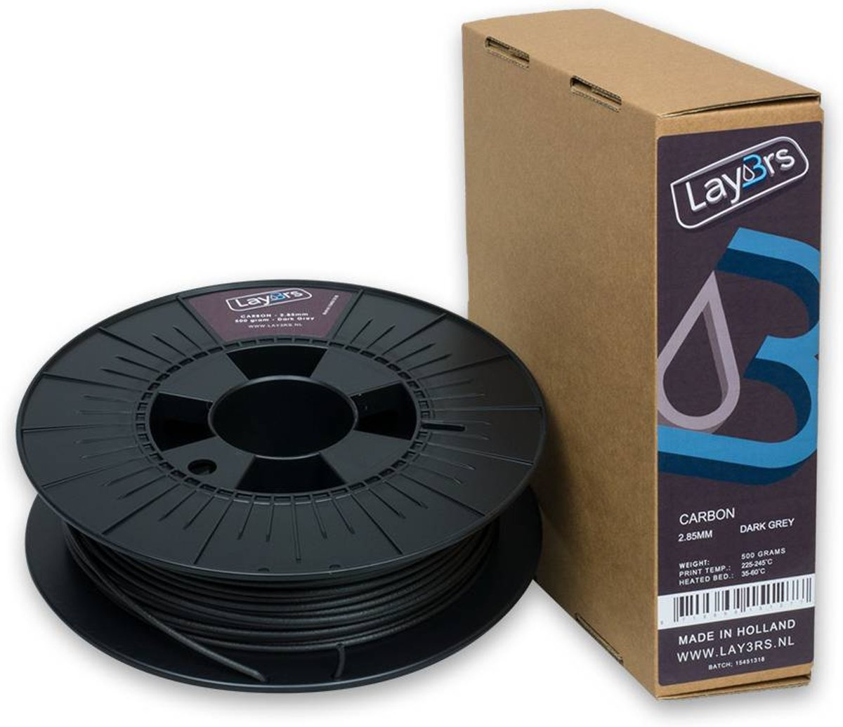 Lay3rs Carbon - 2.85 mm