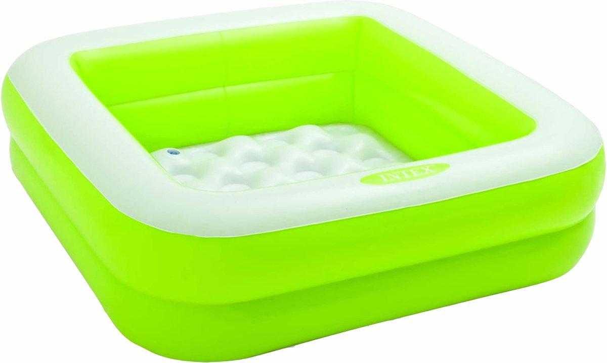 Zwembad 'Groen' 85x85x23 cm
