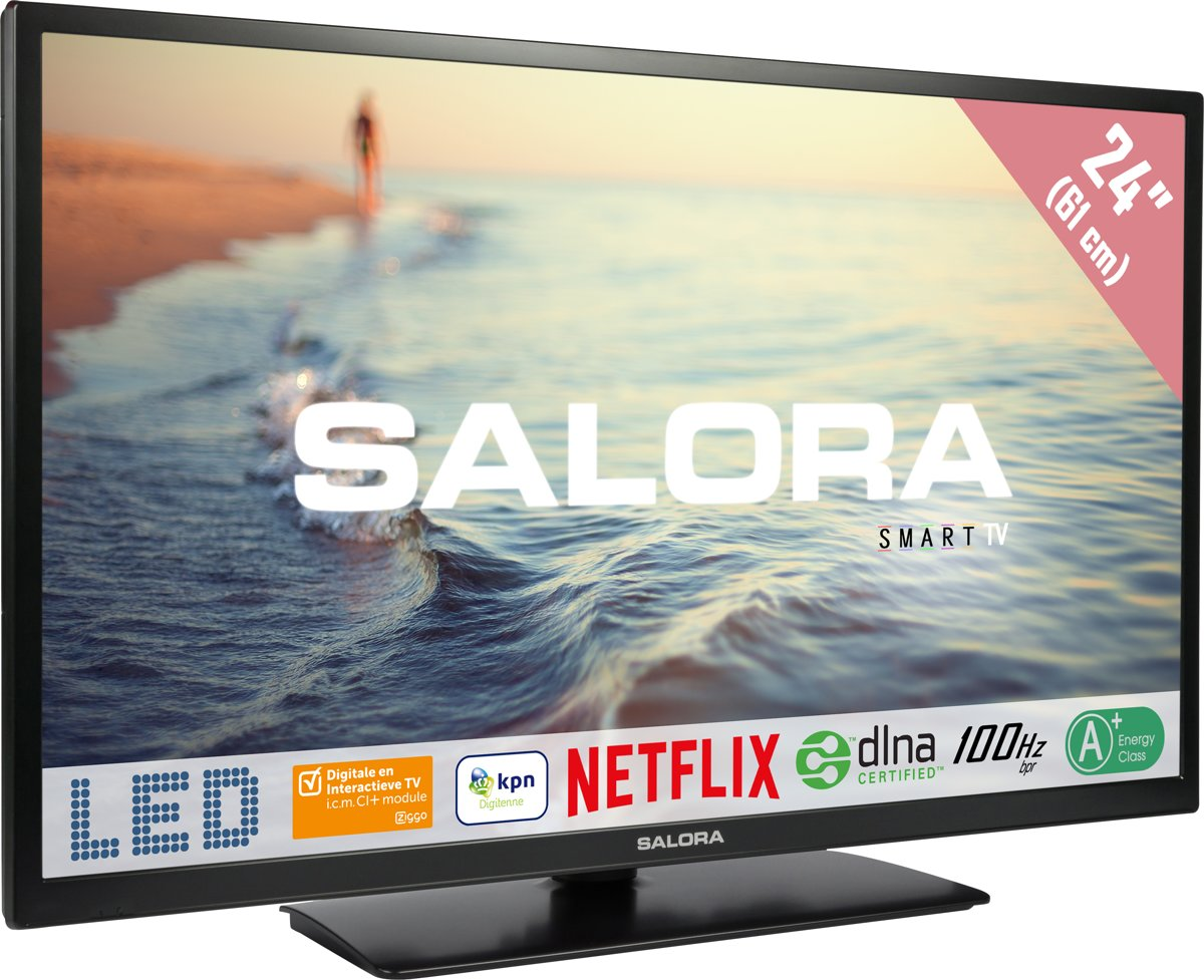 bol.com | Salora 24HSB5002 - HD ready tv