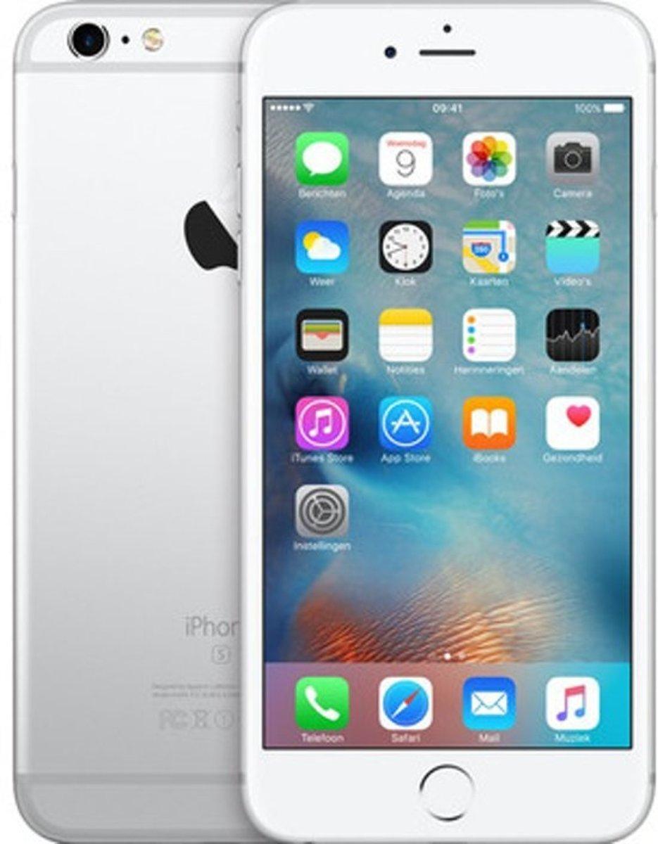 Apple iPhone 6s Plus - 128GB - Zilver kopen