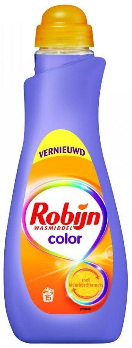 Robijn Vloeibaar Wasmiddel - Color 15 Wasbeurten kopen