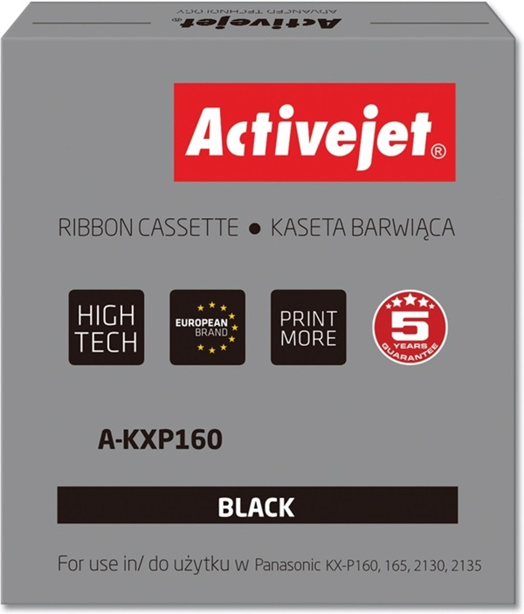 Activejet A-KXP160 printerlint Zwart kopen