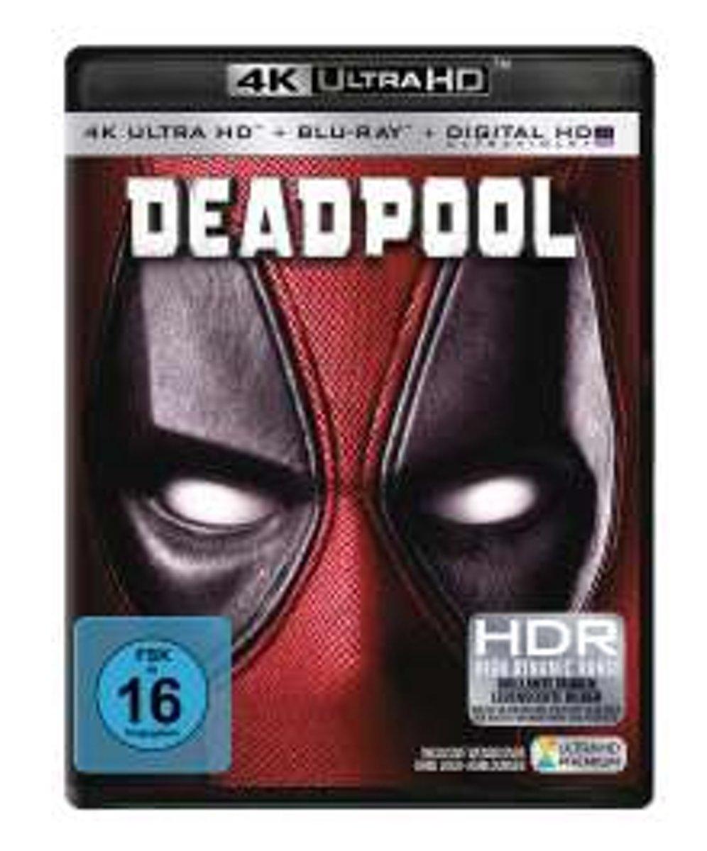 Deadpool (Ultra HD Blu-ray)-