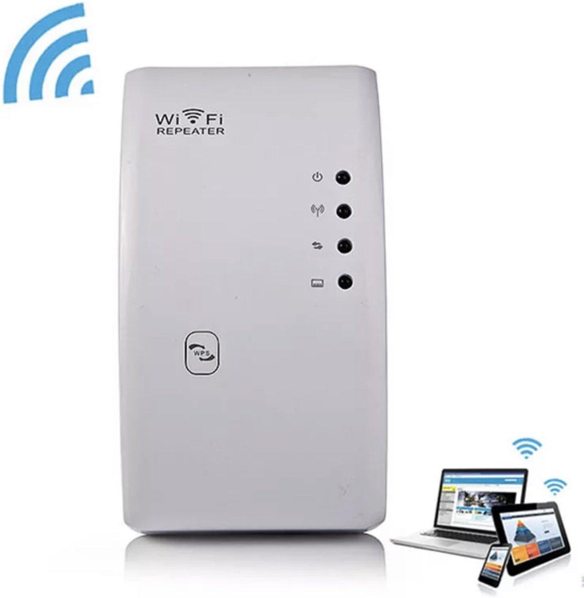 wifi signaal versterker- range extender- sterker wireless wifi versterker- stopcontact- 300 Mbps kopen