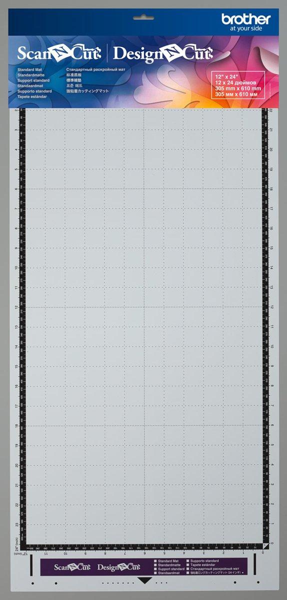 Brother ScanNCut snijmat - standaard plakkende mat - 305 mm x 610 mm CM-serie
