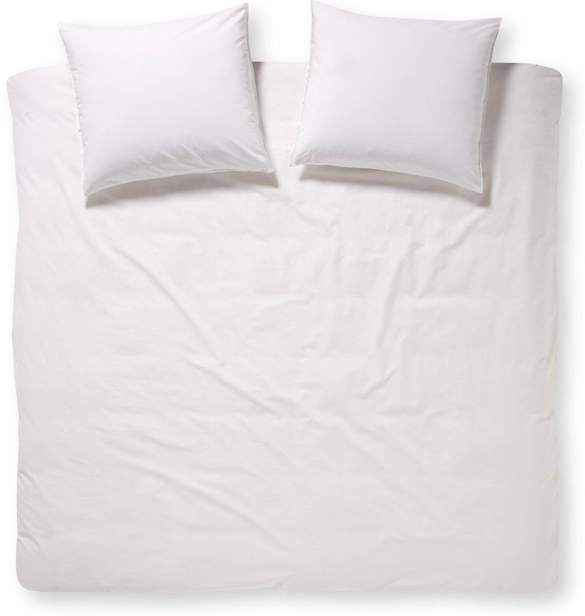Damai Beat - Dekbedovertrek - 240 x 200/220 cm - Lits-jumeaux - Off-White kopen