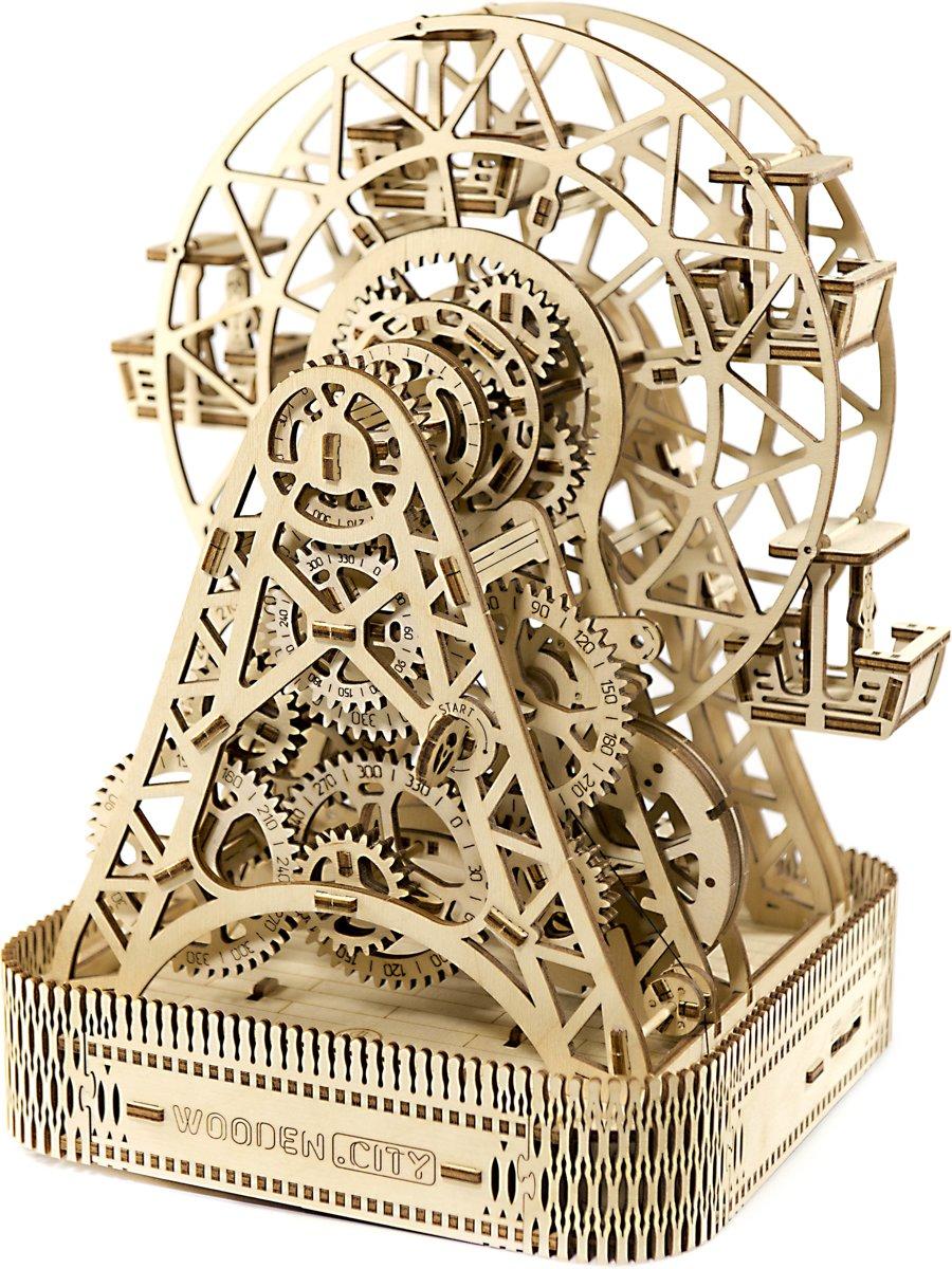 Wooden City Modelbouw Hout Reuzenrad kopen