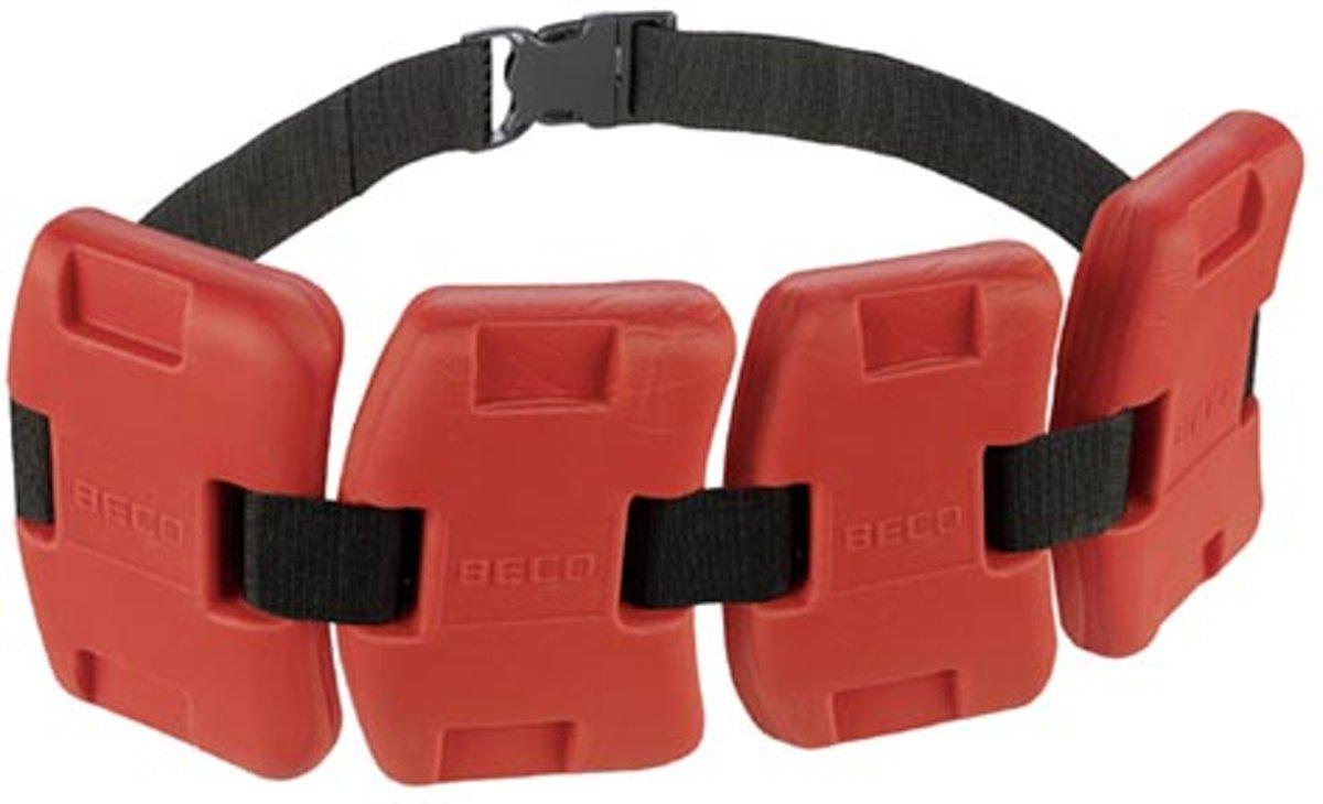 BECO zwemgordel Premium met 4 drijvers, 30-60 kg - 6-12 jaar