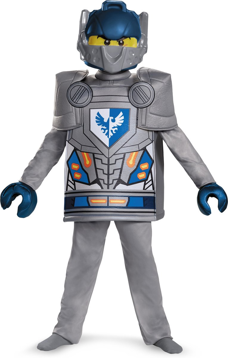 Deluxe Clay Nexo Knights™ - Lego™ kostuum voor kinderen  voor €15