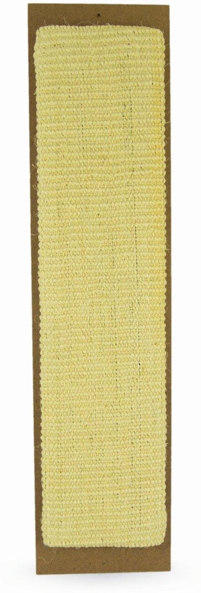 Nobby krabplank jabo jumbo wit 18 x 70 cm - 1 ST