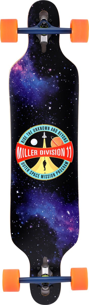 """Miller – LONGBOARD – Freestyle Series – MISSION – 38,2"""" x 8,8"""""""