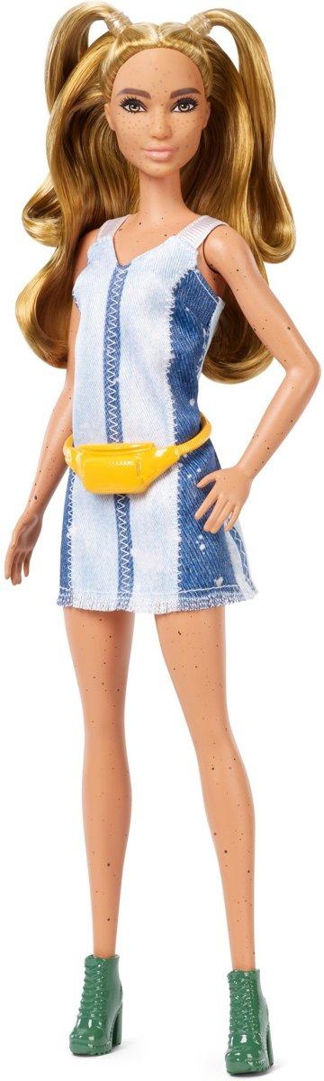 Barbie Fashionistas Pop - Splattered Denim