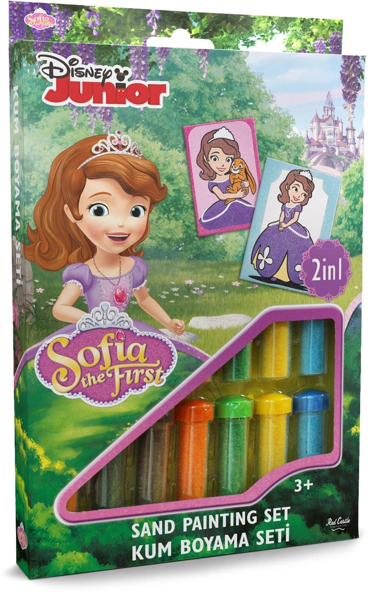 Disney Junior - Sofia ? 2in1 Sand Painting Art Set kopen