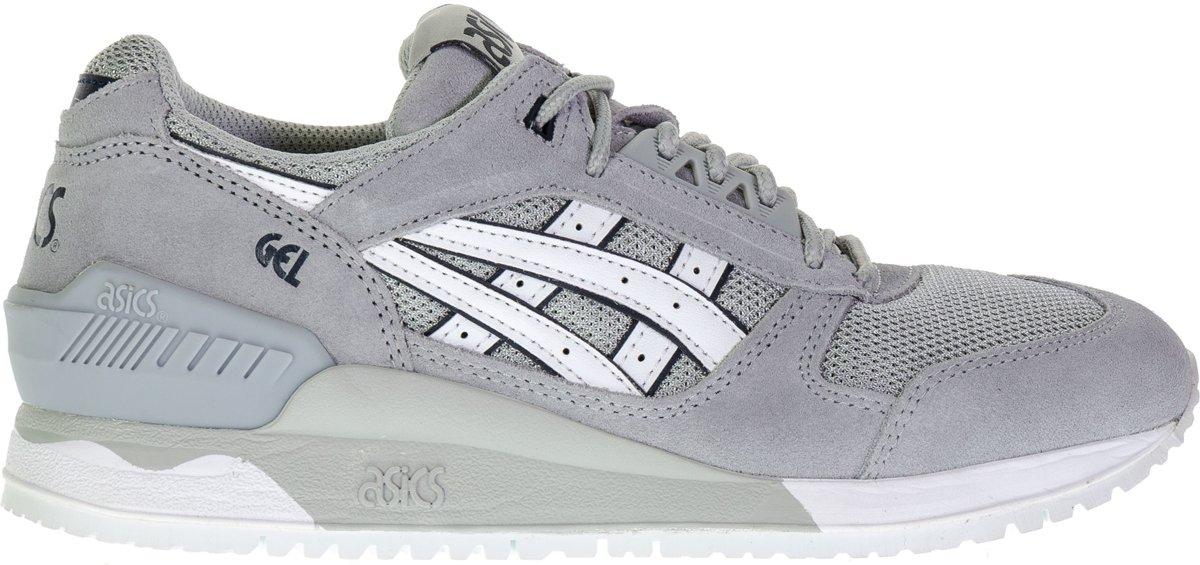 Gel Asics Lyte V H6r0l 0202 - Chaussures De Sport Chaussures - Unisexe - Noir / Blanc - Taille 46,5