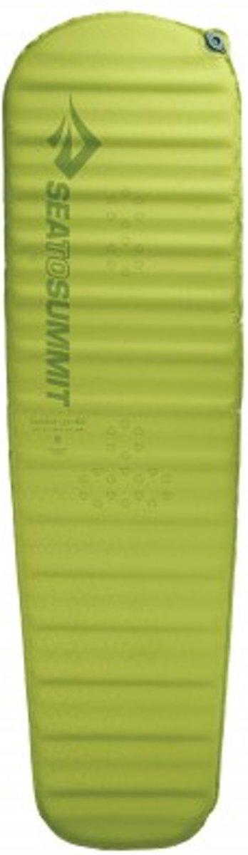 Sea to Summit Comfort Light S.I. Regular - Zelf opbaasbare slaapmat - 5cm - 650g – Groen kopen