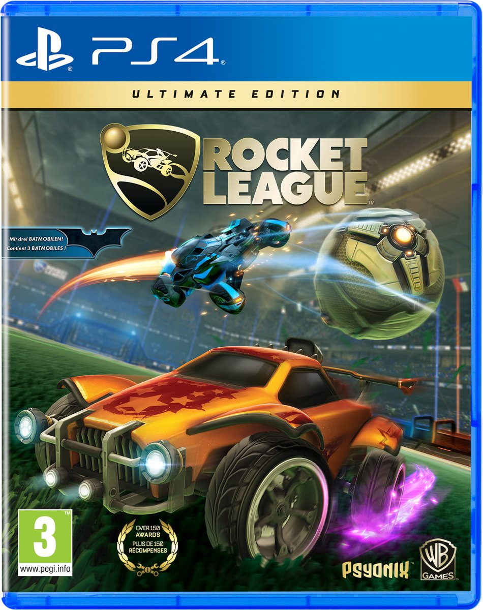 Rocket League - Ultimate Edition PlayStation 4