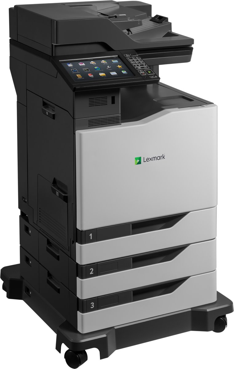 Lexmark CX825dte - All-in-One Printer