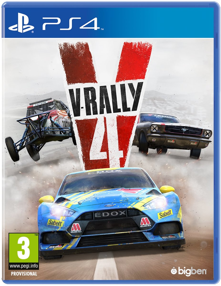 V-Rally 4 PlayStation 4