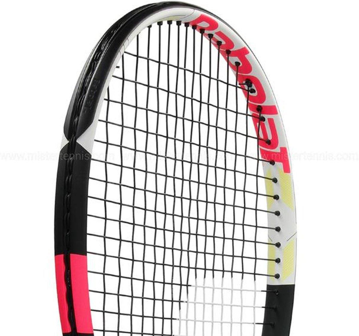 Babolat Boost Aero tennisracket dames zwart/roze/wit