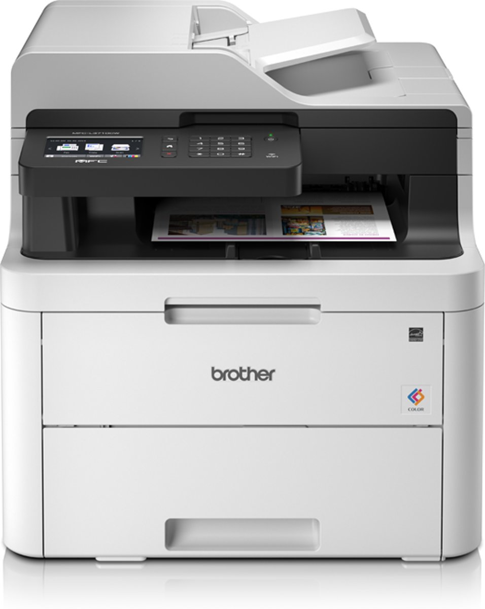 Brother MFC-L3710CW - Draadloze All-In-One Kleurenledprinter