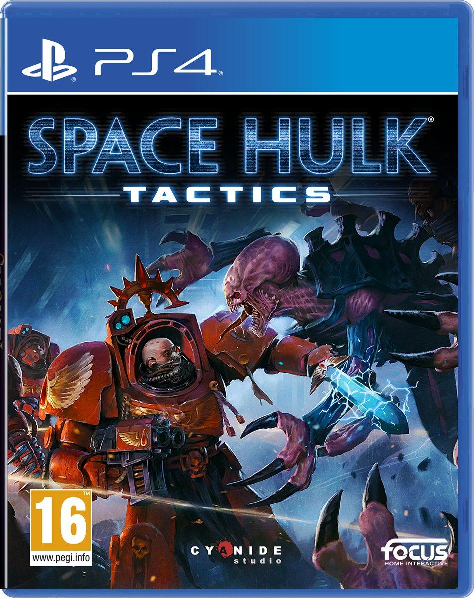 Space Hulk: Tactics PlayStation 4