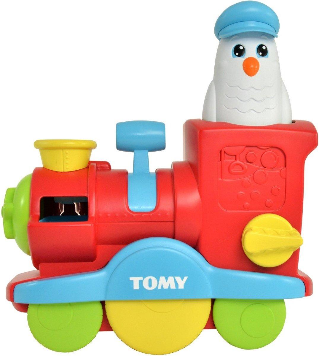 TOMY Bad Bubbeltrein - Badspeelgoed