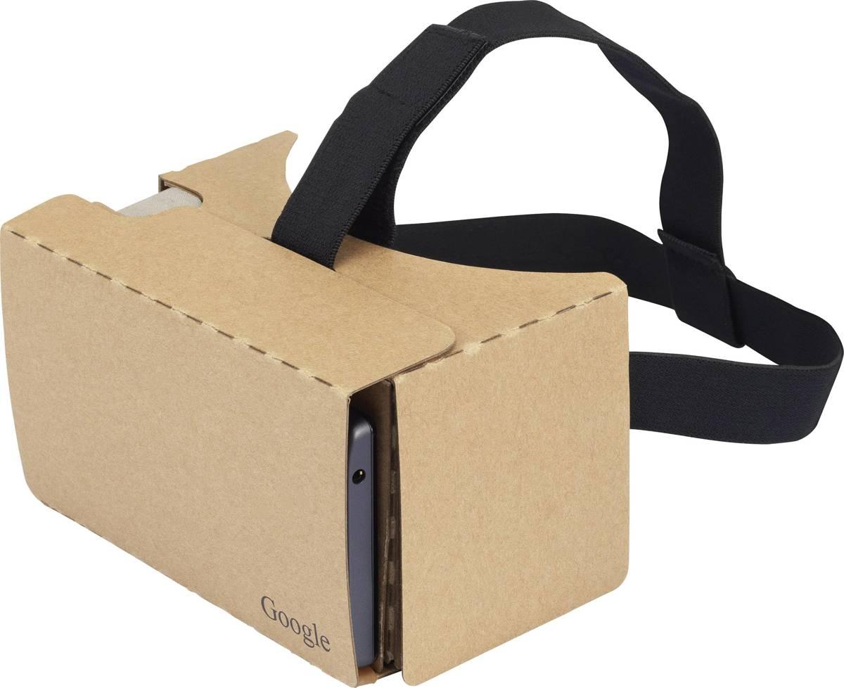 BasetechHeadmount Google 3D VRBruinVirtual Reality brilGoogle Cardboard kopen