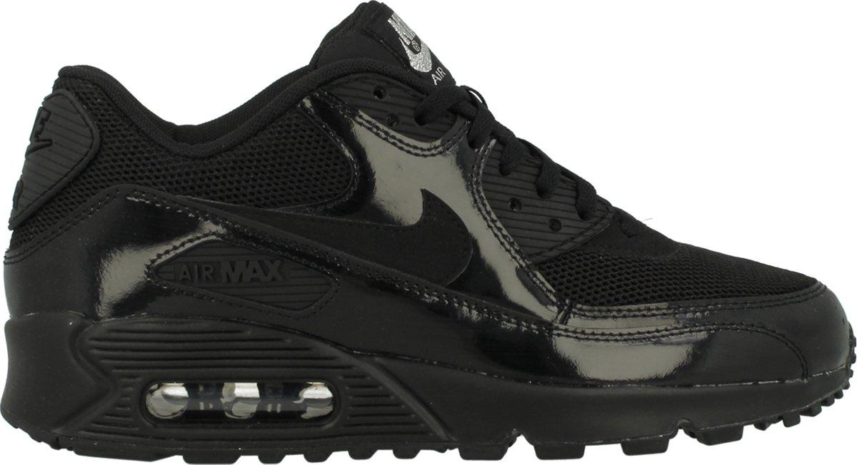   Nike WMNS AIR MAX 90 PREM 443817 002 Zwart maat 36