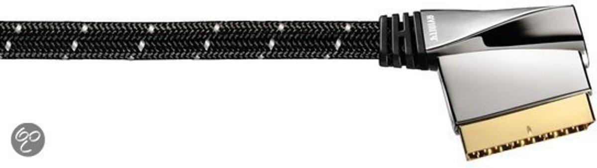Avinity Scart kabel - Klasse 5 - 1 meter kopen