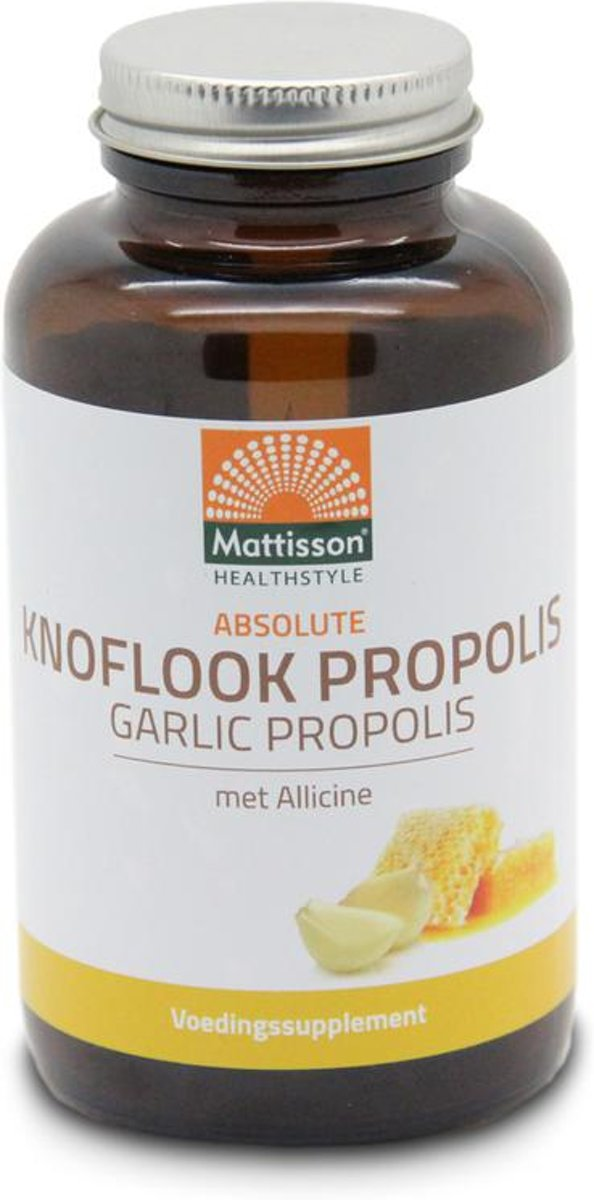 Mattisson Knoflook propolis allicine