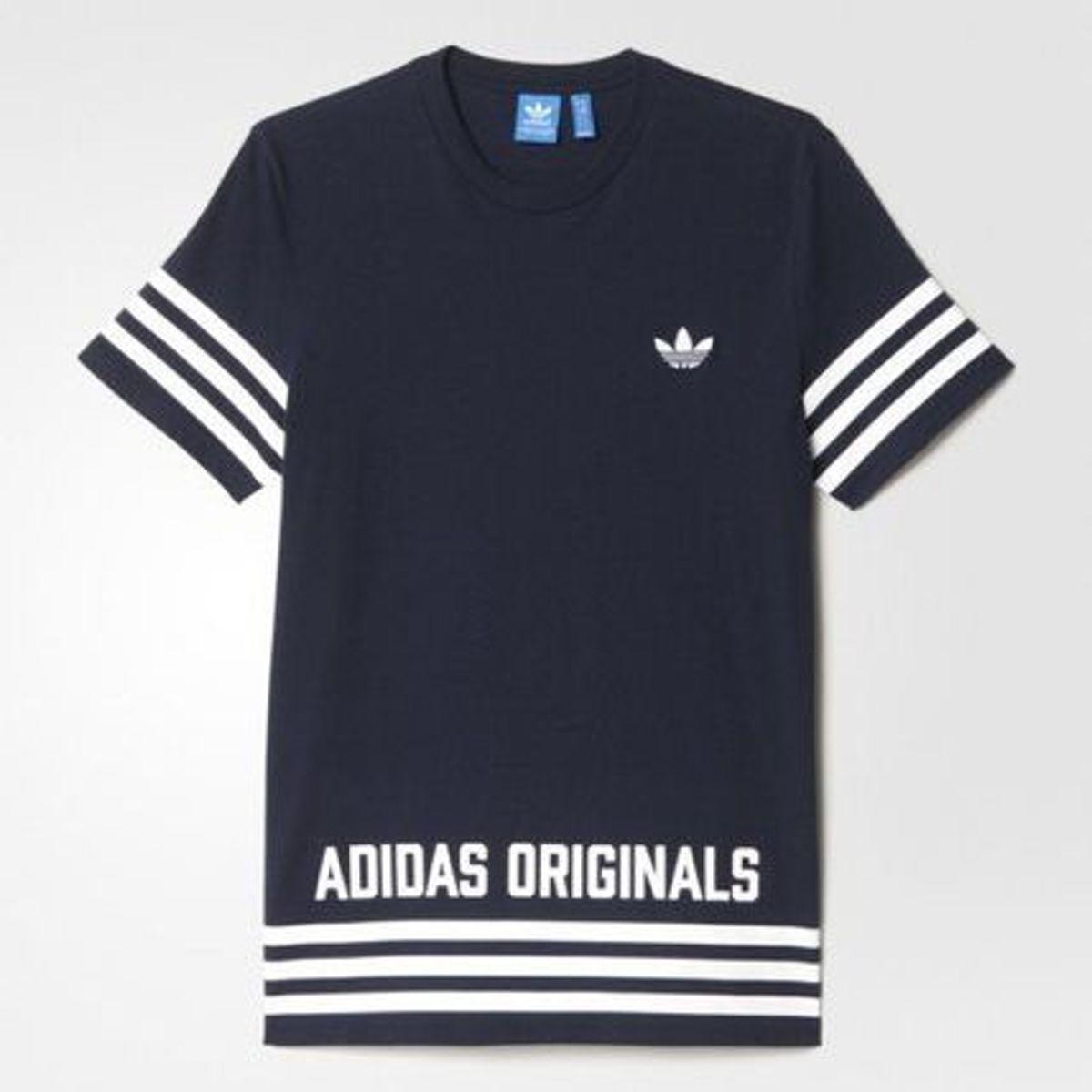 adidas Originals Street Pack T Shirt AZ1139 Sportshirt Heren M