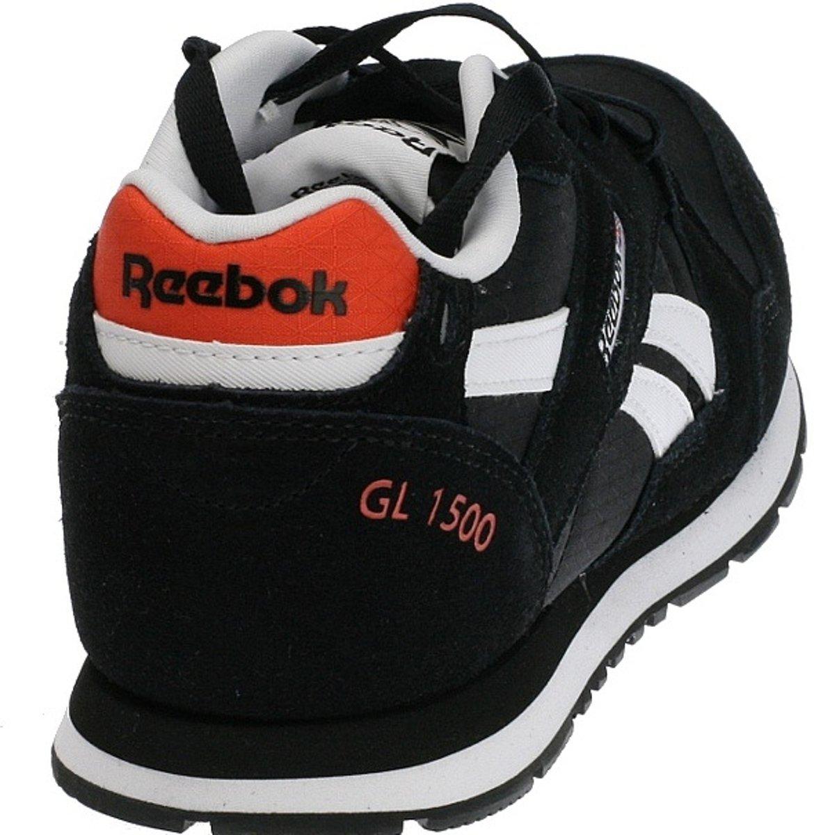 Les Chaussures De Sport Reebok Gl 1500 Femmes Noir Taille 35 qfIdWz5kN