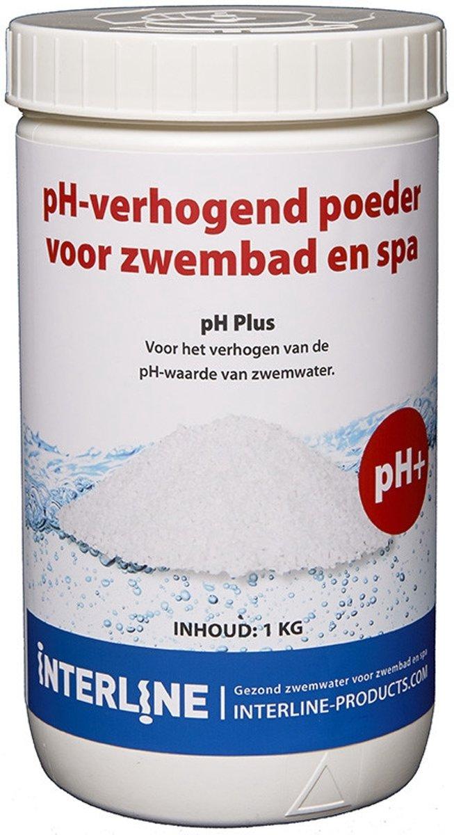 Ph Plus Voor Zwembad 1Kg