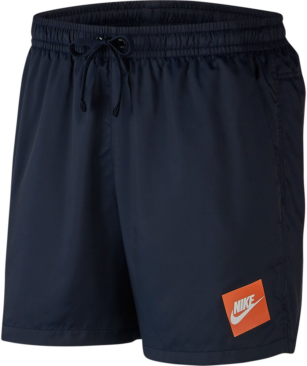 Nike Nsw Jdi Short Woven Flow Korte broek Heren Obsidian Maat XL