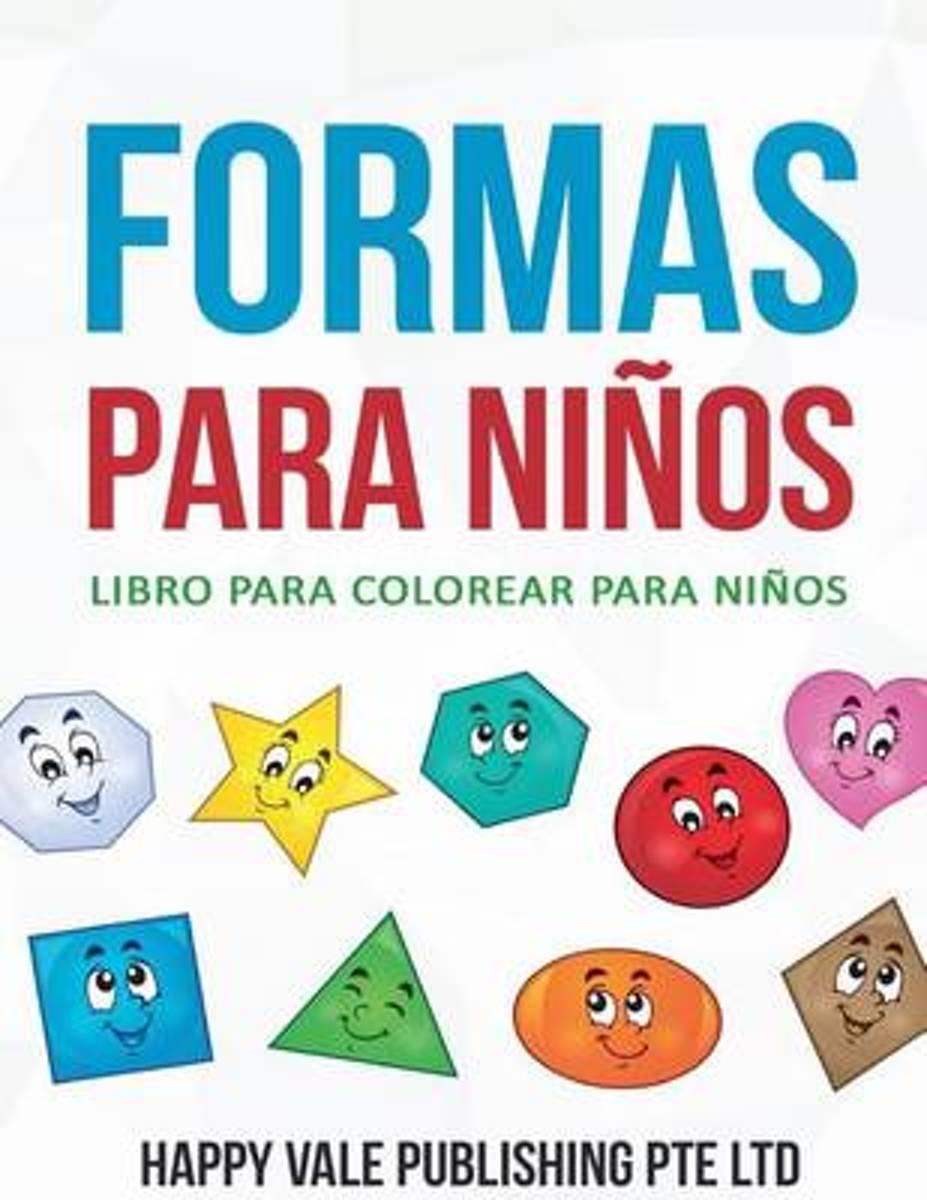 bol.com | Formas Para Ninos, Happy Vale Publishing Pte Ltd ...