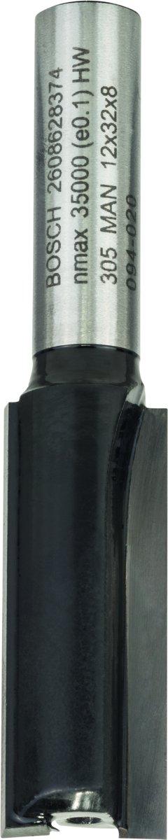 Bosch - Vingerfrezen 8 mm, D1 12 mm, L 32 mm, G 62 mm kopen