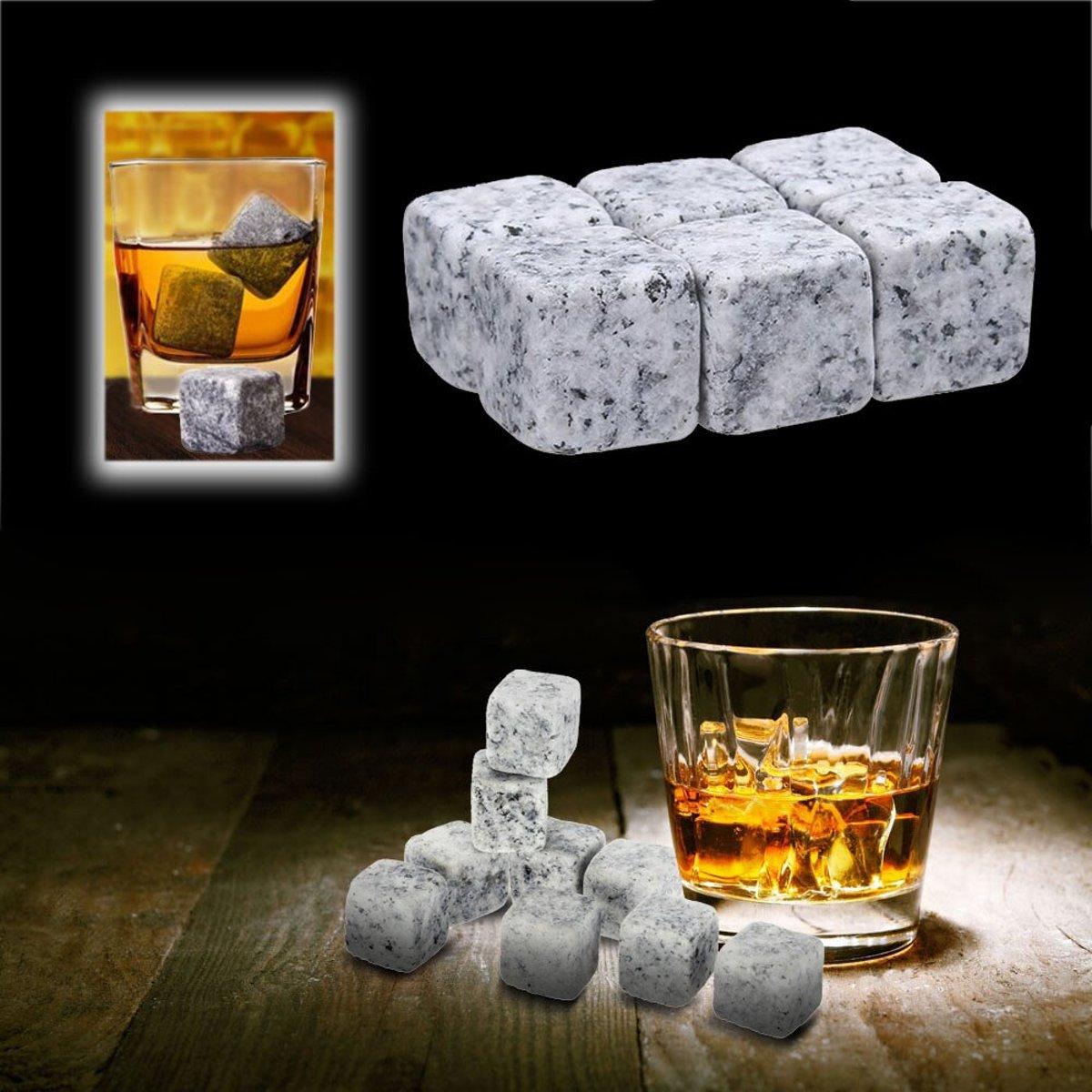 Luxe whiskey stenen - whiskey on the rocks! kopen