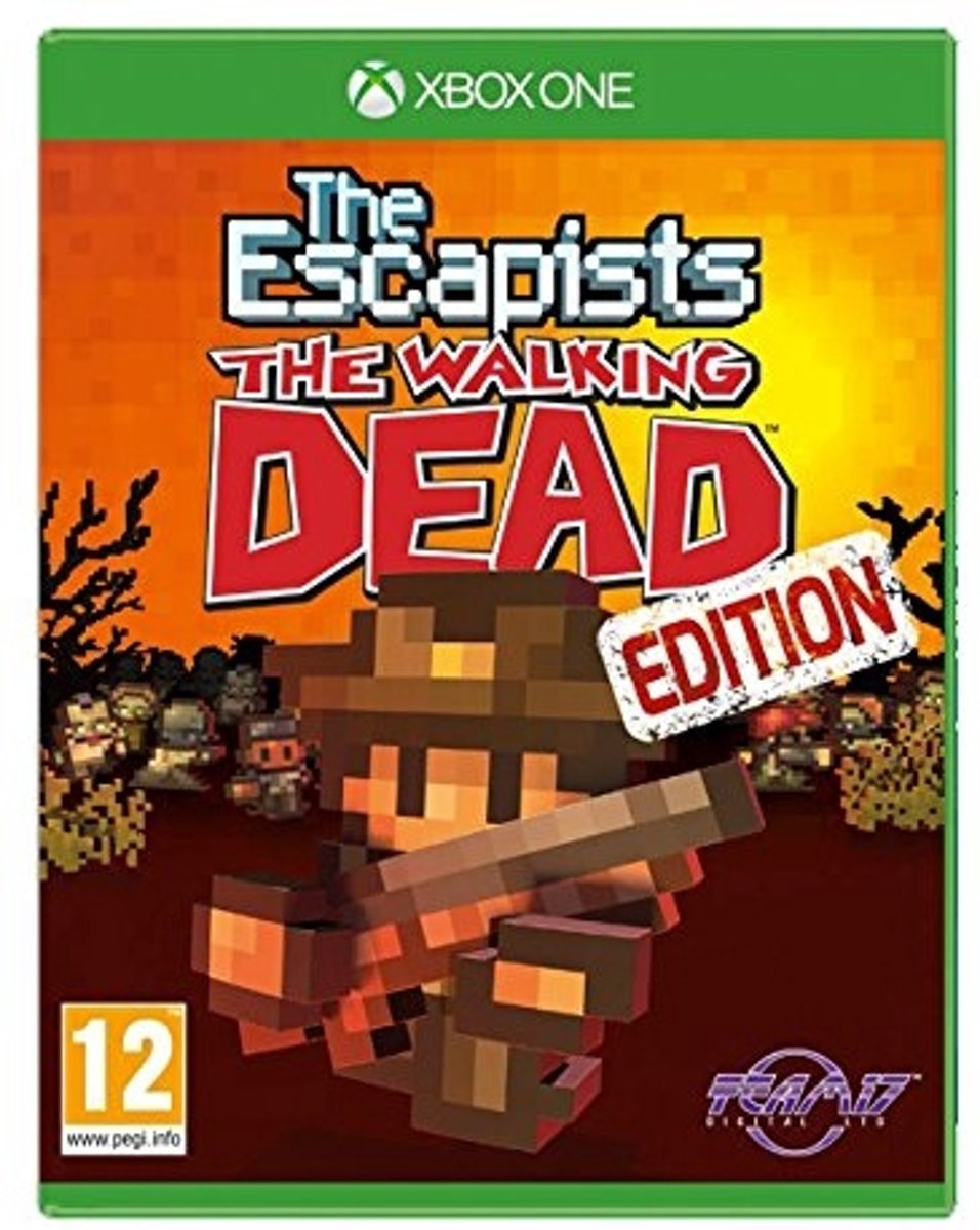 The Escapists: The Walking Dead Edition PlayStation 4