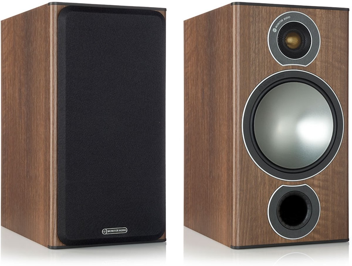 Monitor Audio Bronze 2 Walnut 6