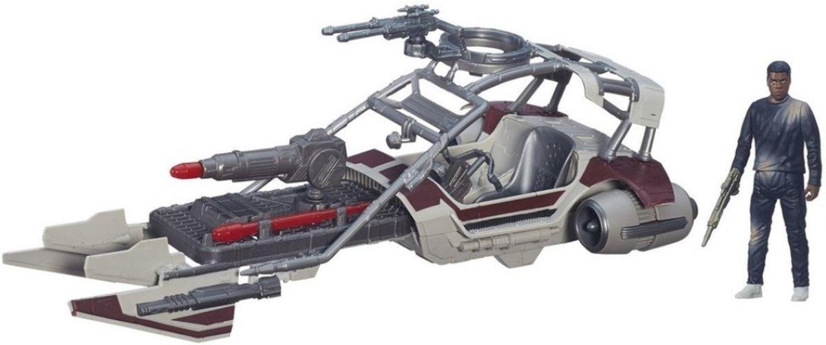 Action vehicle Star Wars Landspeeder